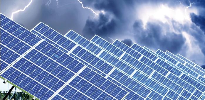 Kraftwerk Sonne - Lufft in der Solarindustrie