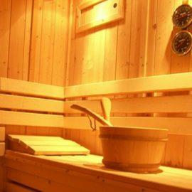 Lufft - Sauna