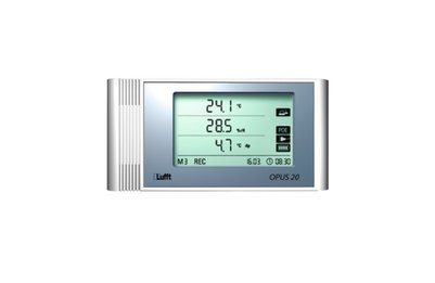 Data Logger, Temperature, Humidity, Opus 20 THI