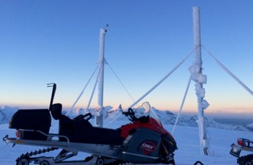 Super heated VENTUS-X-UMB field test in Norway- AVINOR - HOUM