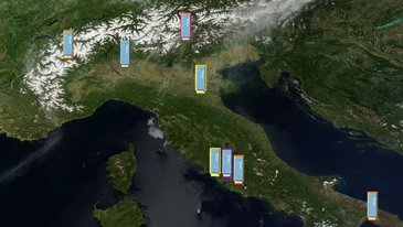 ALICEnet - the Automated Lidar-Ceilometer network in Italy