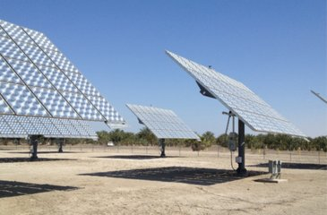 Solar monitoring with WS500 and WS503 in Imperial Valley, USA