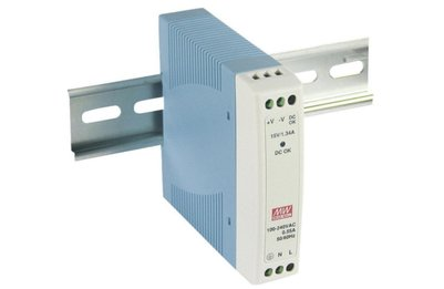 Lufft I-Box power supply for DIN rail mount