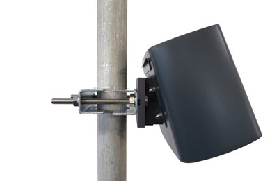 StaRWIS - Mast fixing unit including protection tube & mounting clamp