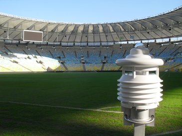 Weather measurement during FIFA Confederations Cup 2013 / FIFA World Cup 2014 - Brazil